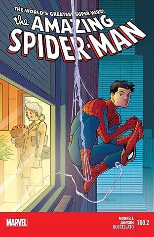 Amazing Spider-Man (1999-2013) No.700.2