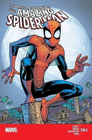Amazing Spider-Man (1999-2013) #700.3
