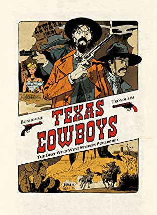 Texas Cowboys Vol. 1