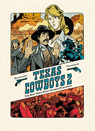 Texas Cowboys Vol. 2