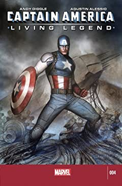 Captain America: Living Legend #4 (of 4)