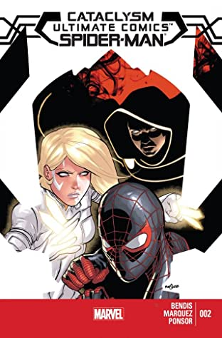 Cataclysm: Ultimate Comics Spider-Man No.2 (sur 3)