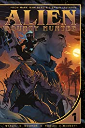 Alien Bounty Hunter Vol. 1