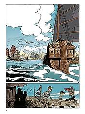Théodore Poussin Vol. 2: Le mangeur d'archipels