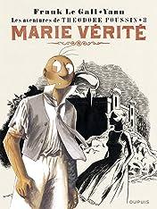 Théodore Poussin Vol. 3: Marie vérité