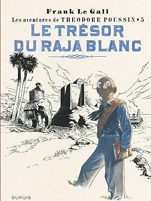 Théodore Poussin Vol. 5: Le trésor du raja blanc
