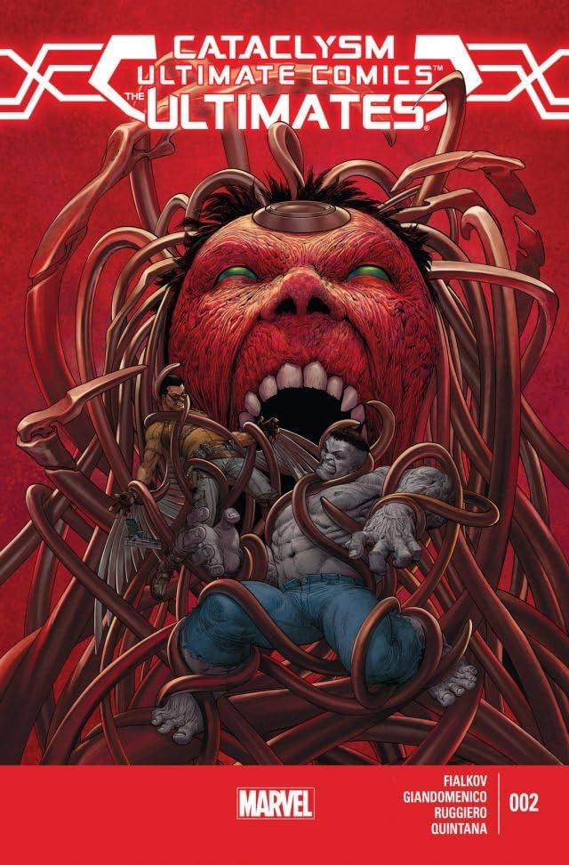 Cataclysm: Ultimate Comics Ultimates #2