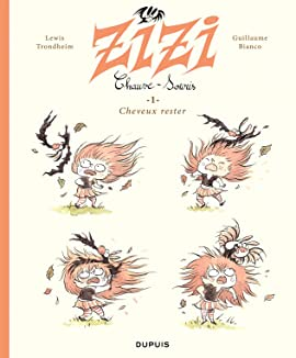 Zizi chauve-souris Vol. 1: Cheveux rester