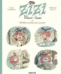 Zizi chauve-souris Vol. 2: 700 000 aventures par seconde