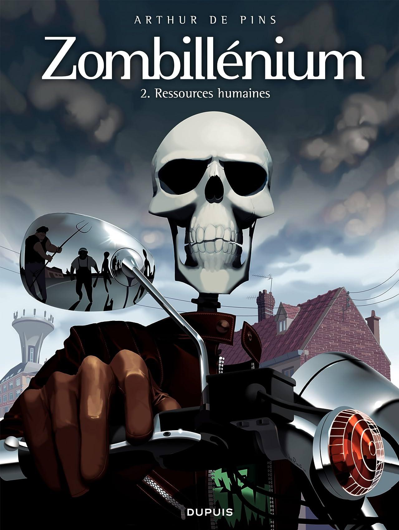 Zombillénium Vol. 2: Ressources humaines