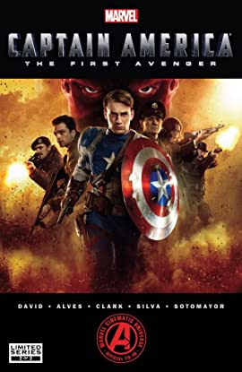 Marvel's Captain America: The First Avenger Adaptation #2 (of 2)