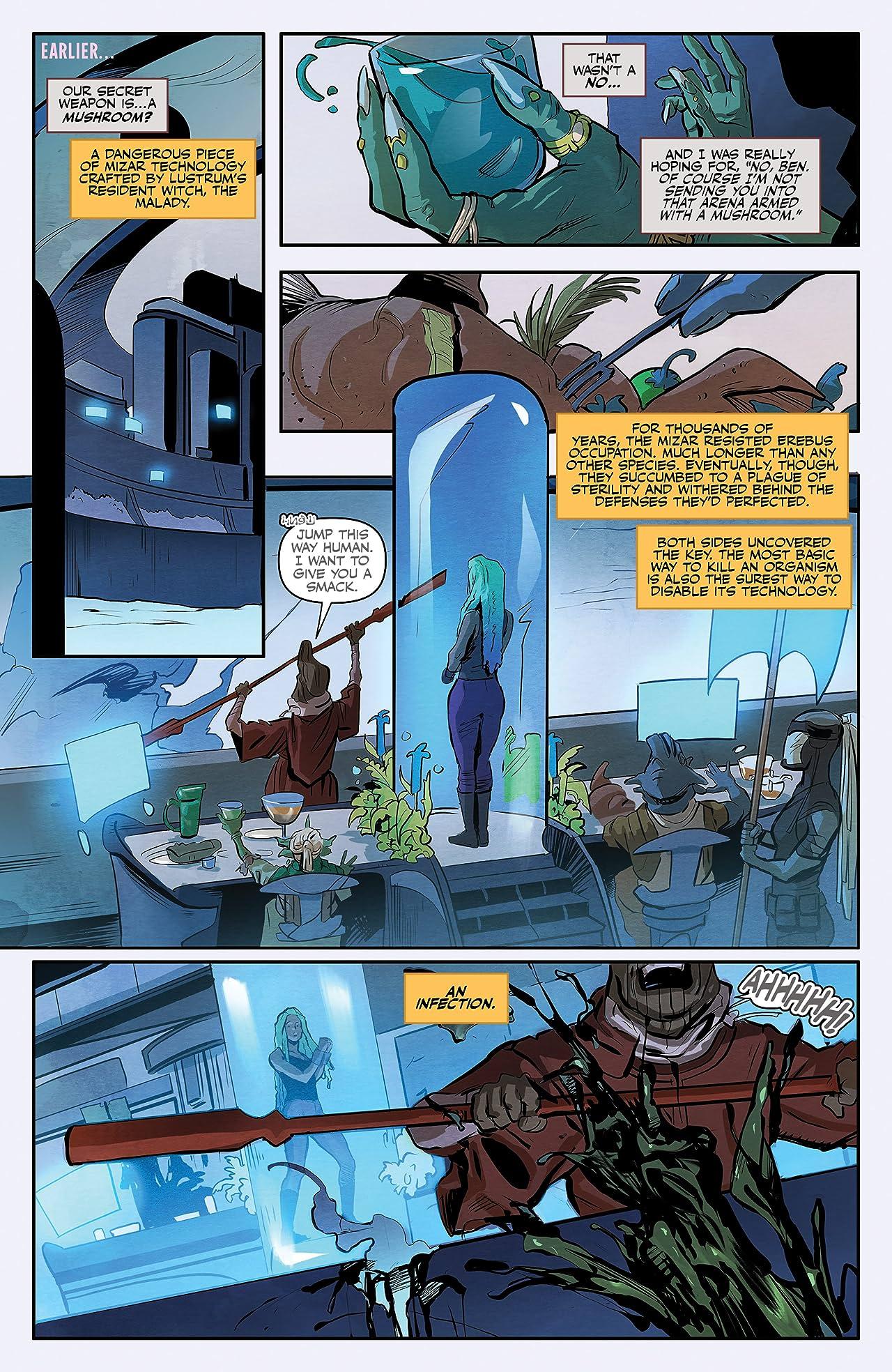 Alien Bounty Hunter #5