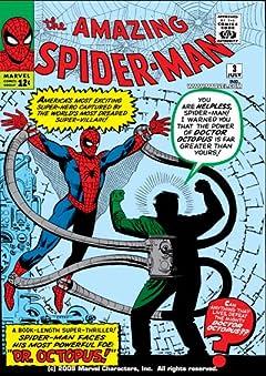 Amazing Spider-Man (1963-1998) No.3