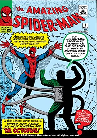 Amazing Spider-Man (1963-1998) No.3