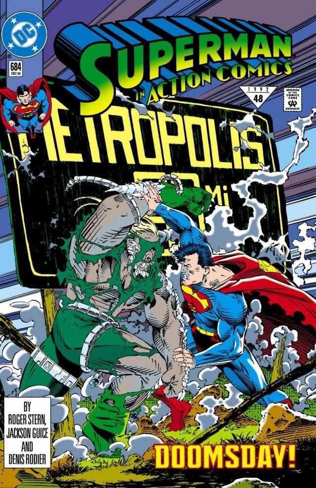 Action Comics (1938-2011) #684