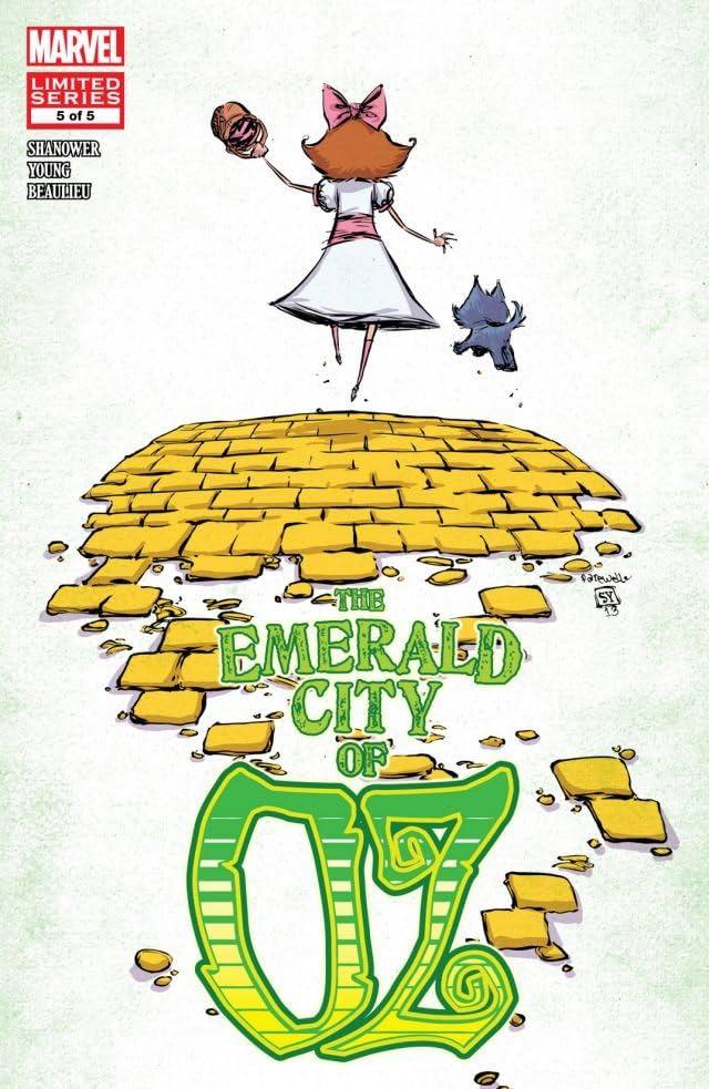 The Emerald City of Oz #5