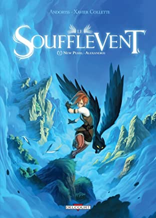 Le Soufflevent Vol. 1: New Pearl - Alexandrie