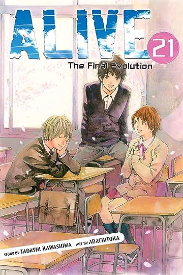 ALIVE Vol. 21