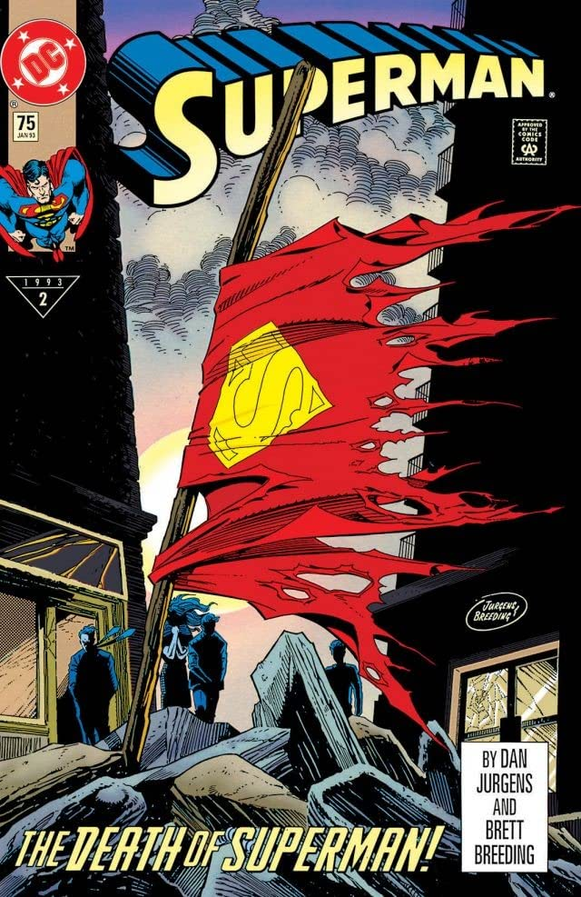 Superman (1987-2006) #75