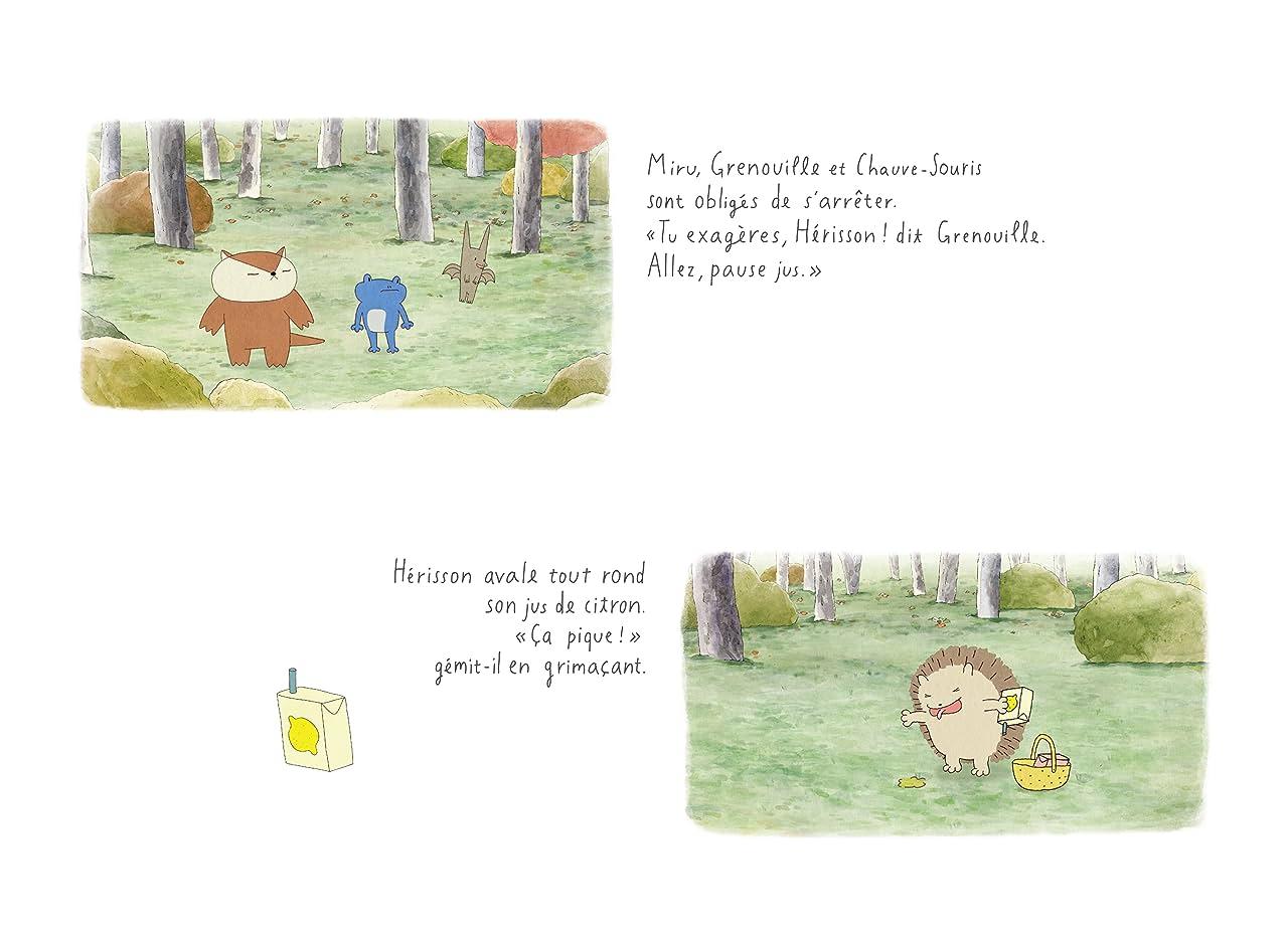 Miru Miru Vol. 6: Le Concours de peinture
