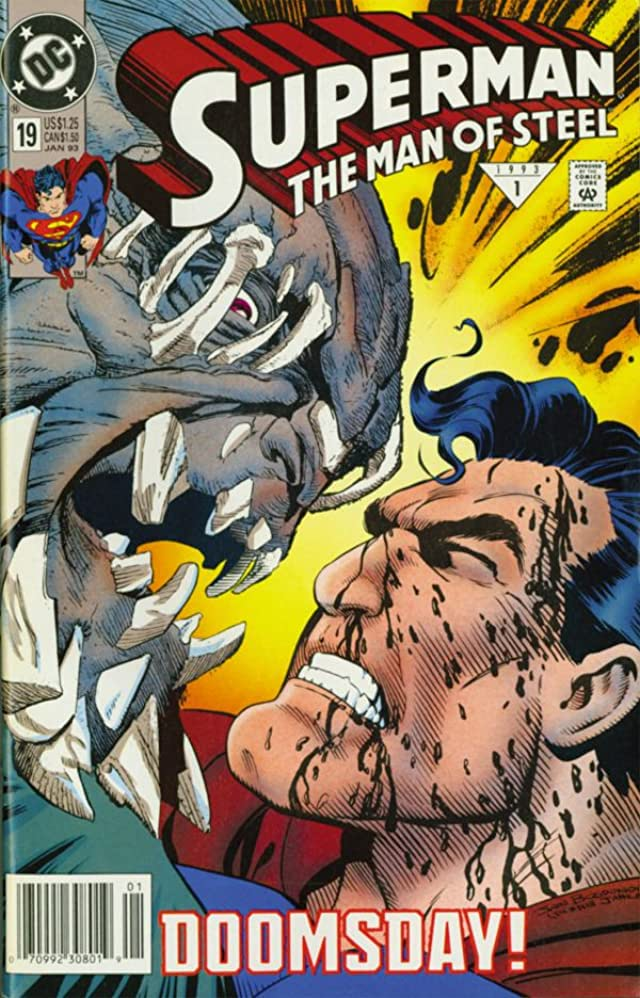 Superman: The Man of Steel (1991-2003) #19