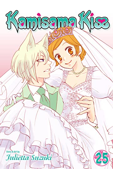 Kamisama Kiss Vol. 25