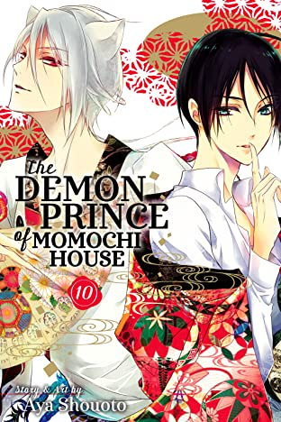The Demon Prince of Momochi House Vol. 10