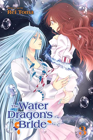 The Water Dragon's Bride Vol. 3
