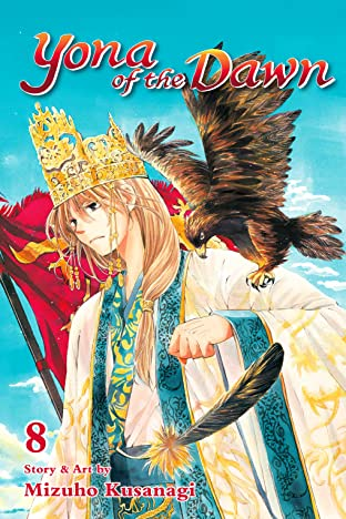 Yona of the Dawn Tome 8