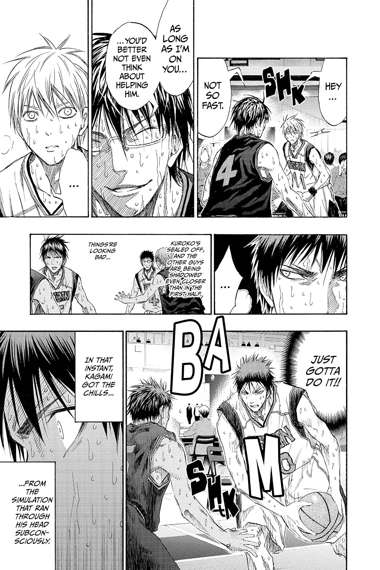 Kuroko's Basketball Vol. 8
