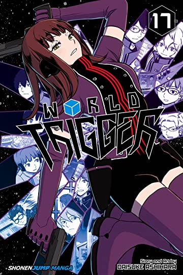 World Trigger Vol. 17