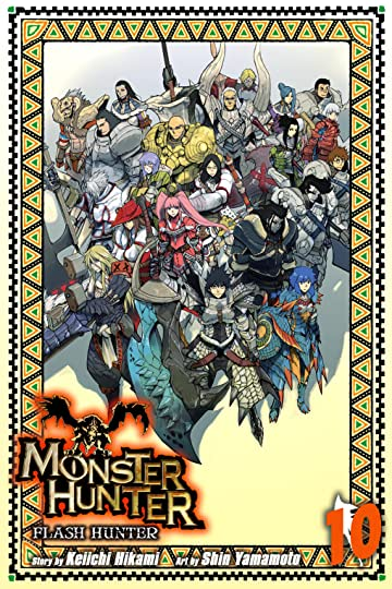 Monster Hunter: Flash Hunter Vol. 10