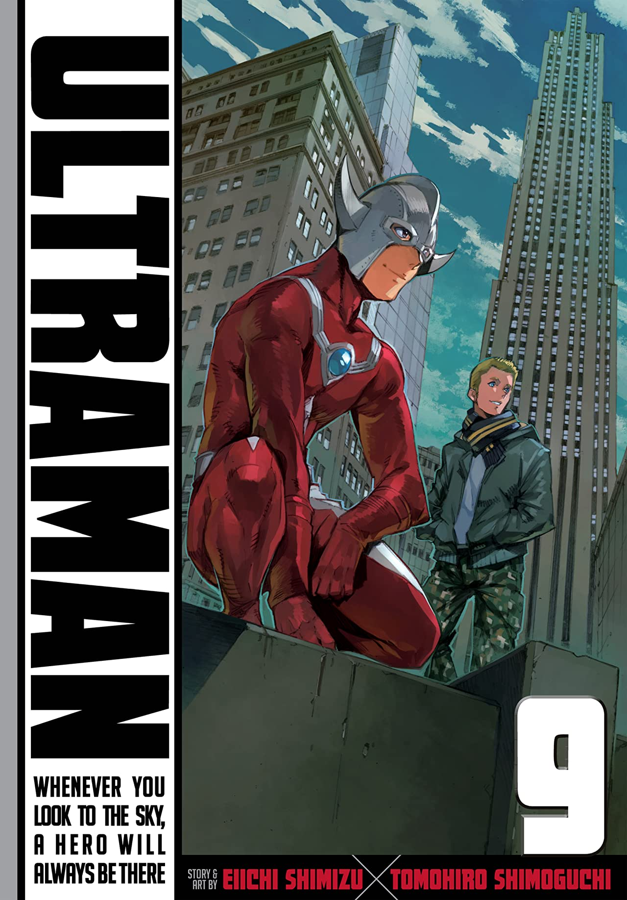 Ultraman Vol. 9