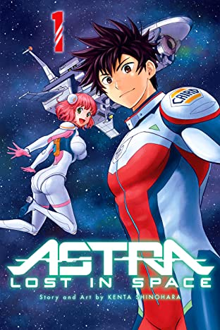 Astra Lost in Space Vol. 1
