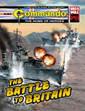 Commando #5047: The Battle To Britain
