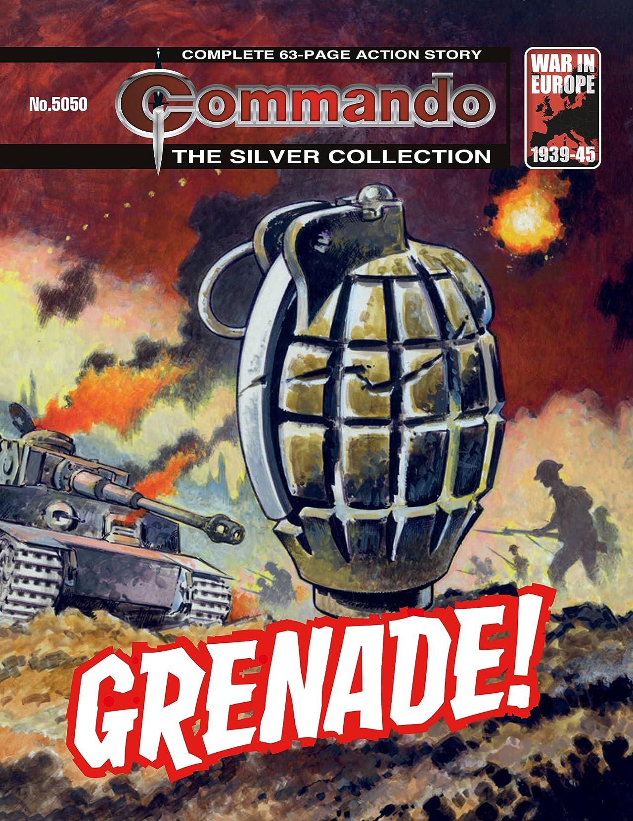 Commando #5050: Grenade!