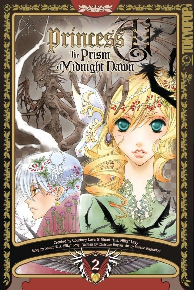 Princess Ai: The Prism of Midnight Dawn Vol. 2