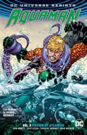 Aquaman (2016-) Tome 3: Crown of Atlantis