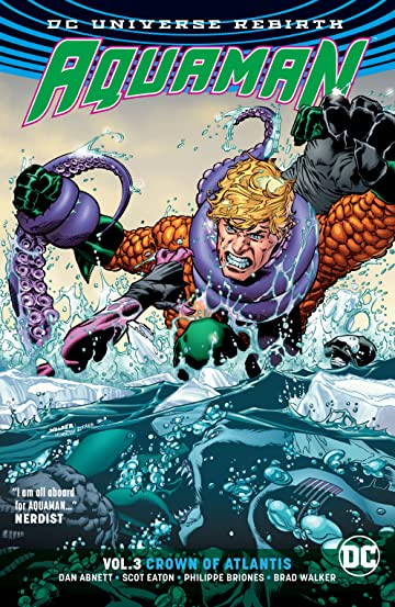 Aquaman (2016-) Vol. 3: Crown of Atlantis