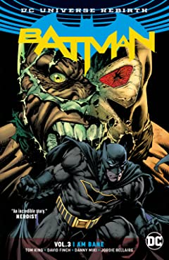 Batman (2016-) Tome 3: I Am Bane
