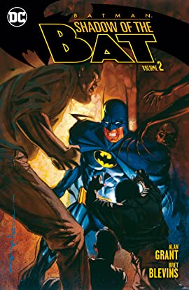 Batman: Shadow of the Bat Vol. 2