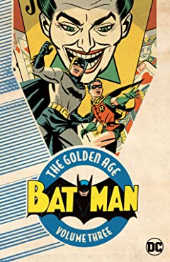 Batman: The Golden Age Tome 3