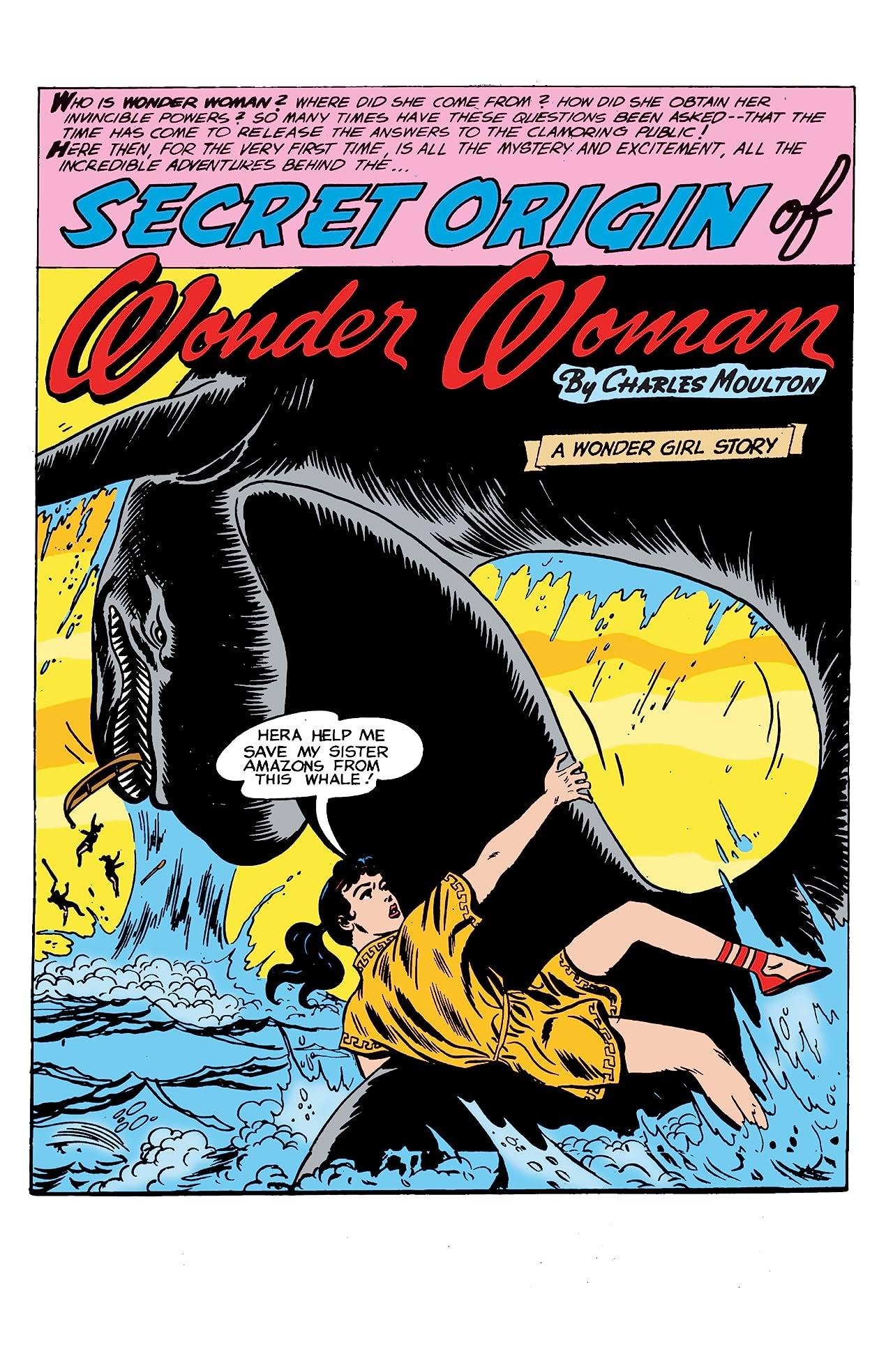 Wonder Girl: Adventures of a Teen Titan