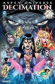 Aspen Universe: Decimation Vol. 1 #1