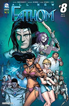 All-New Fathom Vol. 6 #8 (of 8)