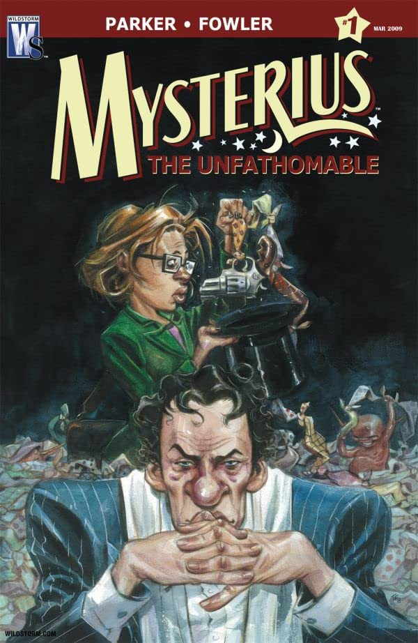 Mysterius: The Unfathomable #1 (of 6): Wildstorm