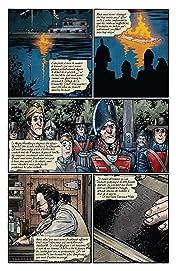 Manifest destiny Vol. 3: Chiroptères et carnivores