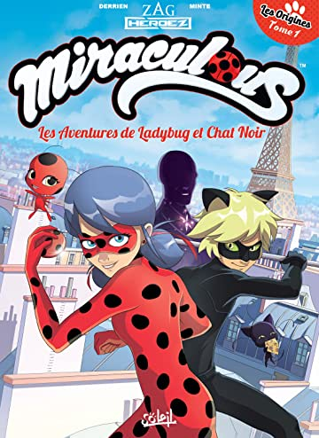 Miraculous - Les Aventures de Ladybug et Chat Noir Vol. 1: Les Origines 1/2