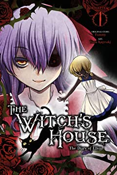 The Witch's House: The Diary of Ellen #1