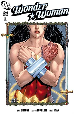 Wonder Woman (2006-2011) #21